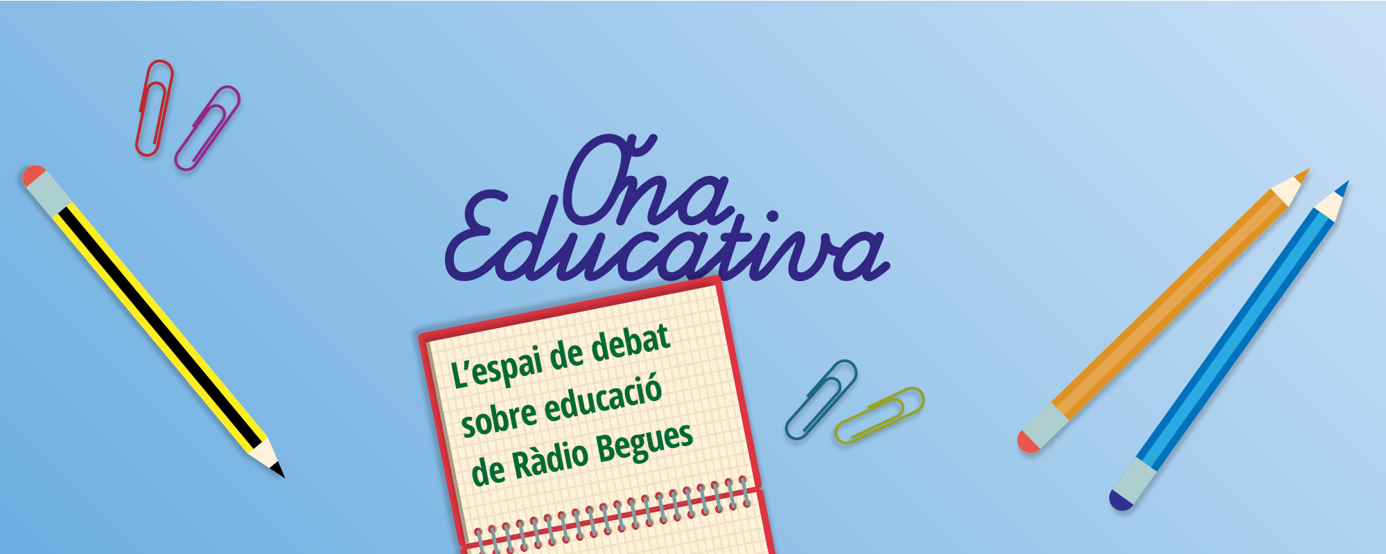 Ona Educativa, programa de Ràdio Begues